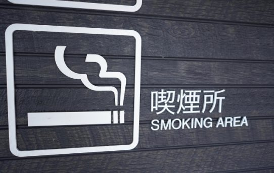 麻雀と煙 その2